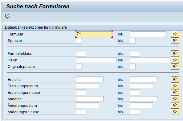 sapscript formular